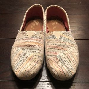Stripped Toms